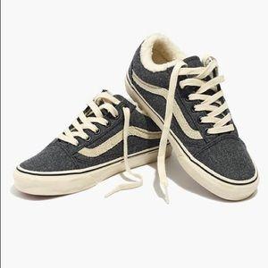 Madewell x Vans Old Skool Sneakers